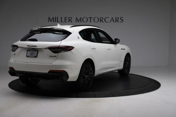 New 2021 Maserati Levante Q4 GranSport for sale $96,235 at Alfa Romeo of Greenwich in Greenwich CT 06830 7