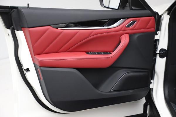 New 2021 Maserati Levante Q4 for sale Call for price at Alfa Romeo of Greenwich in Greenwich CT 06830 17