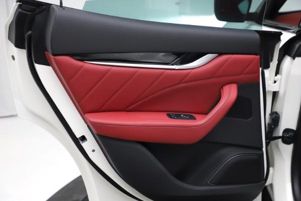 New 2021 Maserati Levante Q4 for sale Call for price at Alfa Romeo of Greenwich in Greenwich CT 06830 20