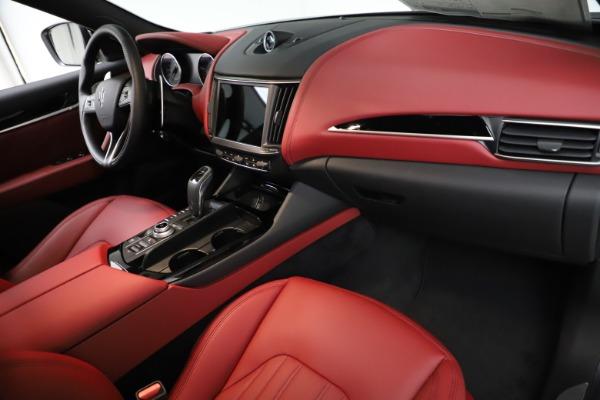 New 2021 Maserati Levante Q4 for sale Call for price at Alfa Romeo of Greenwich in Greenwich CT 06830 21