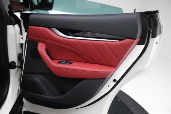 New 2021 Maserati Levante Q4 for sale Call for price at Alfa Romeo of Greenwich in Greenwich CT 06830 24
