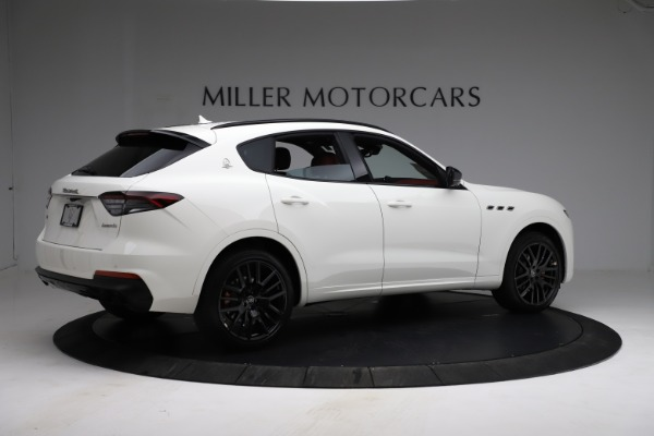 New 2021 Maserati Levante Q4 for sale Call for price at Alfa Romeo of Greenwich in Greenwich CT 06830 7