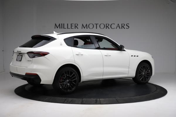 New 2021 Maserati Levante Q4 for sale Call for price at Alfa Romeo of Greenwich in Greenwich CT 06830 8
