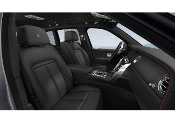New 2021 Rolls-Royce Cullinan for sale Call for price at Alfa Romeo of Greenwich in Greenwich CT 06830 5