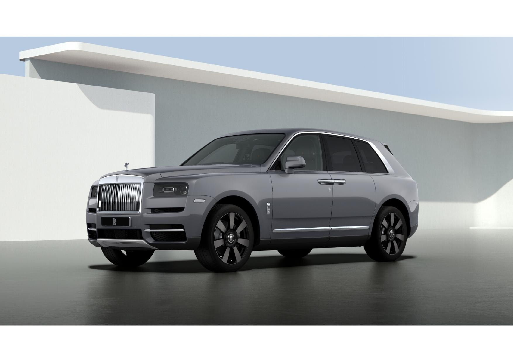 New 2021 Rolls-Royce Cullinan for sale Call for price at Alfa Romeo of Greenwich in Greenwich CT 06830 1