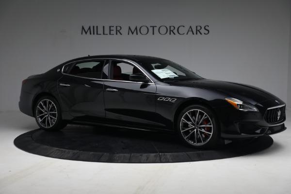 New 2021 Maserati Quattroporte S Q4 for sale $119,589 at Alfa Romeo of Greenwich in Greenwich CT 06830 10