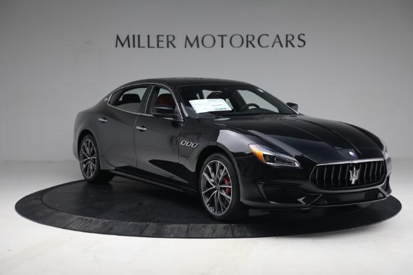 New 2021 Maserati Quattroporte S Q4 for sale $119,589 at Alfa Romeo of Greenwich in Greenwich CT 06830 11