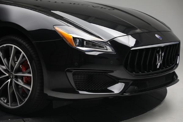 New 2021 Maserati Quattroporte S Q4 for sale $119,589 at Alfa Romeo of Greenwich in Greenwich CT 06830 13