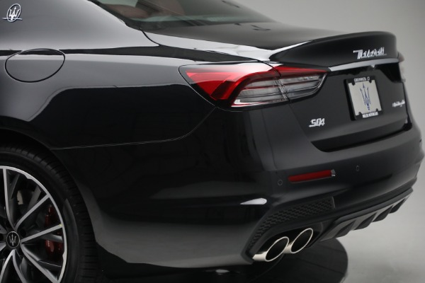 New 2021 Maserati Quattroporte S Q4 for sale $119,589 at Alfa Romeo of Greenwich in Greenwich CT 06830 14