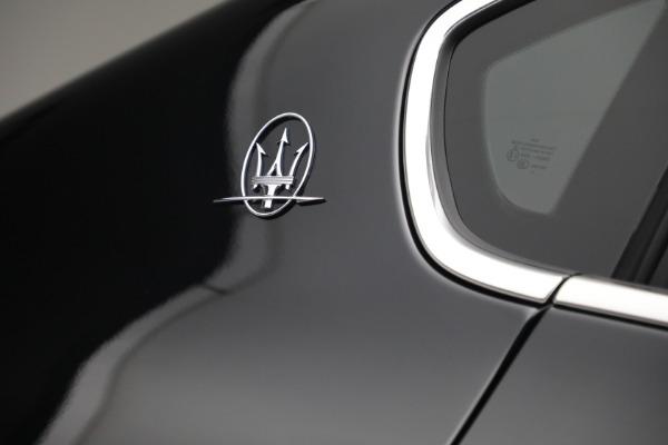 New 2021 Maserati Quattroporte S Q4 for sale $119,589 at Alfa Romeo of Greenwich in Greenwich CT 06830 15