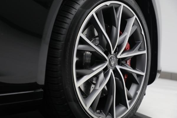 New 2021 Maserati Quattroporte S Q4 for sale $119,589 at Alfa Romeo of Greenwich in Greenwich CT 06830 16