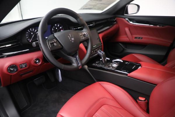 New 2021 Maserati Quattroporte S Q4 for sale $119,589 at Alfa Romeo of Greenwich in Greenwich CT 06830 18