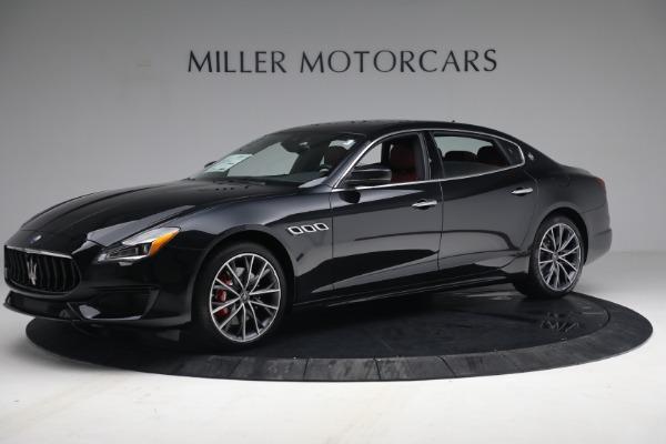 New 2021 Maserati Quattroporte S Q4 for sale $119,589 at Alfa Romeo of Greenwich in Greenwich CT 06830 2