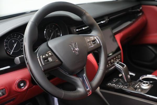 New 2021 Maserati Quattroporte S Q4 for sale $119,589 at Alfa Romeo of Greenwich in Greenwich CT 06830 23