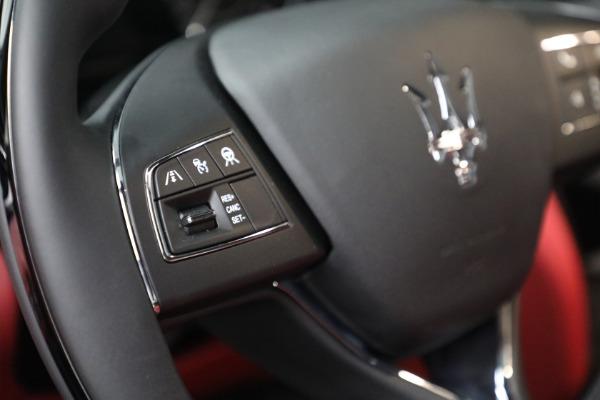 New 2021 Maserati Quattroporte S Q4 for sale $119,589 at Alfa Romeo of Greenwich in Greenwich CT 06830 24