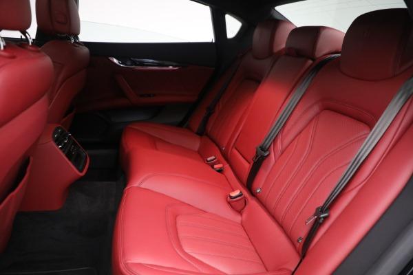 New 2021 Maserati Quattroporte S Q4 for sale $119,589 at Alfa Romeo of Greenwich in Greenwich CT 06830 28
