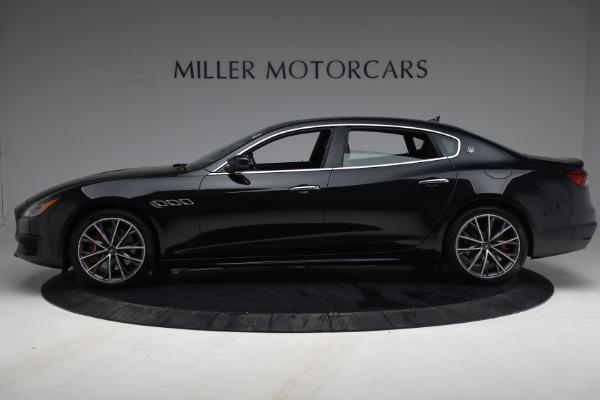 New 2021 Maserati Quattroporte S Q4 for sale $119,589 at Alfa Romeo of Greenwich in Greenwich CT 06830 3