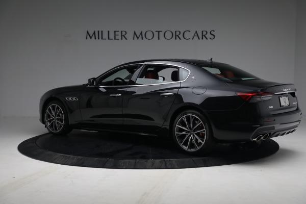 New 2021 Maserati Quattroporte S Q4 for sale $119,589 at Alfa Romeo of Greenwich in Greenwich CT 06830 4