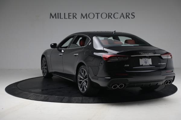 New 2021 Maserati Quattroporte S Q4 for sale $119,589 at Alfa Romeo of Greenwich in Greenwich CT 06830 5