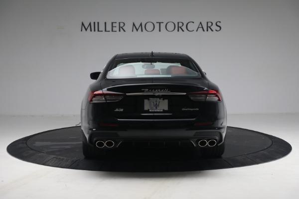 New 2021 Maserati Quattroporte S Q4 for sale $119,589 at Alfa Romeo of Greenwich in Greenwich CT 06830 6