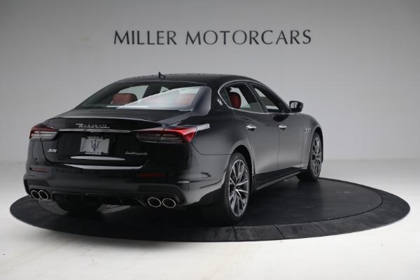 New 2021 Maserati Quattroporte S Q4 for sale $119,589 at Alfa Romeo of Greenwich in Greenwich CT 06830 7