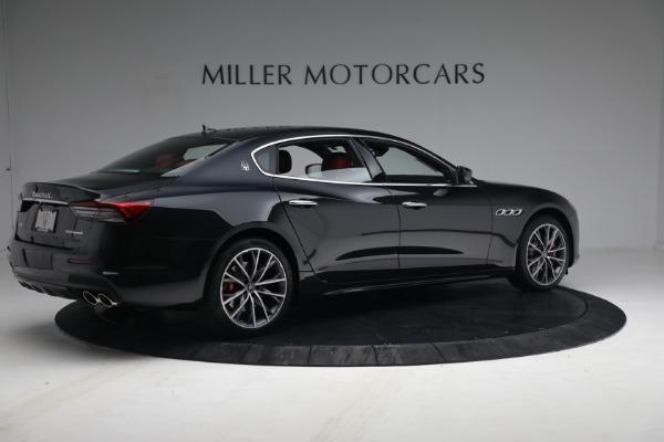 New 2021 Maserati Quattroporte S Q4 for sale $119,589 at Alfa Romeo of Greenwich in Greenwich CT 06830 8