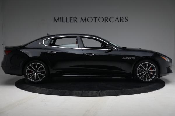 New 2021 Maserati Quattroporte S Q4 for sale $119,589 at Alfa Romeo of Greenwich in Greenwich CT 06830 9