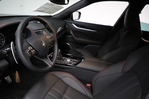 New 2021 Maserati Levante Q4 GranSport for sale $92,735 at Alfa Romeo of Greenwich in Greenwich CT 06830 14