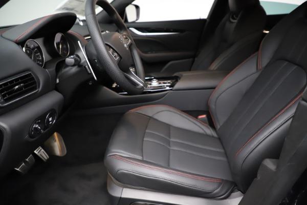 New 2021 Maserati Levante Q4 GranSport for sale $92,735 at Alfa Romeo of Greenwich in Greenwich CT 06830 15