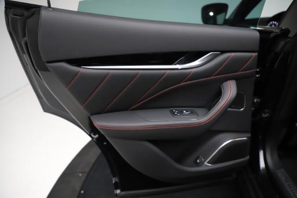 New 2021 Maserati Levante Q4 GranSport for sale $92,735 at Alfa Romeo of Greenwich in Greenwich CT 06830 20