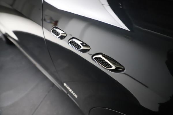 New 2021 Maserati Levante Q4 GranSport for sale $92,735 at Alfa Romeo of Greenwich in Greenwich CT 06830 27