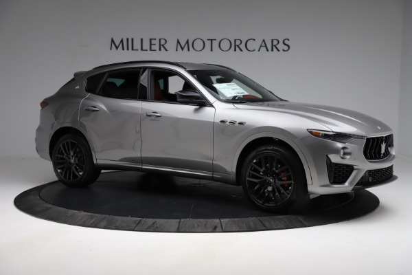 New 2021 Maserati Levante Q4 GranSport for sale $93,685 at Alfa Romeo of Greenwich in Greenwich CT 06830 10