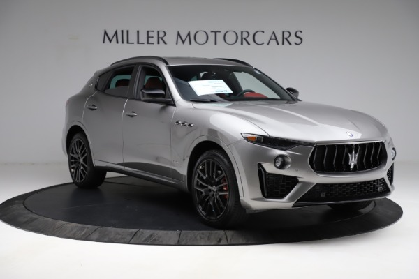 New 2021 Maserati Levante Q4 GranSport for sale $93,685 at Alfa Romeo of Greenwich in Greenwich CT 06830 11