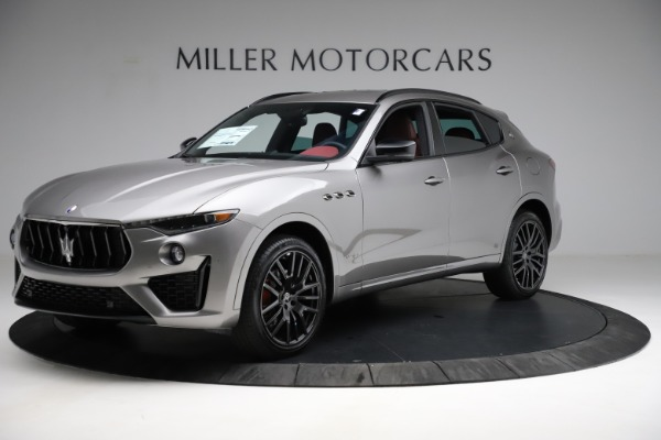 New 2021 Maserati Levante Q4 GranSport for sale $93,685 at Alfa Romeo of Greenwich in Greenwich CT 06830 2
