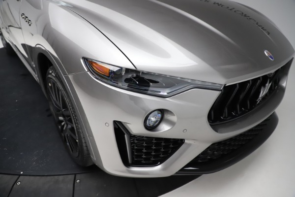 New 2021 Maserati Levante Q4 GranSport for sale $93,685 at Alfa Romeo of Greenwich in Greenwich CT 06830 27