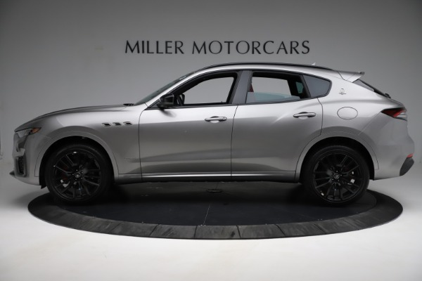 New 2021 Maserati Levante Q4 GranSport for sale $93,685 at Alfa Romeo of Greenwich in Greenwich CT 06830 3