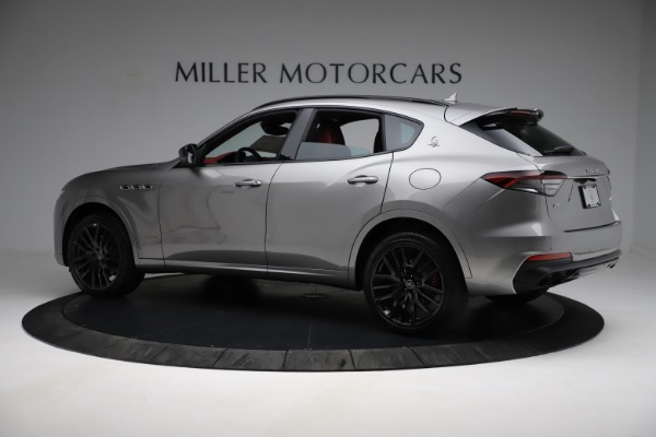 New 2021 Maserati Levante Q4 GranSport for sale $93,685 at Alfa Romeo of Greenwich in Greenwich CT 06830 4