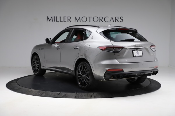 New 2021 Maserati Levante Q4 GranSport for sale $93,685 at Alfa Romeo of Greenwich in Greenwich CT 06830 5