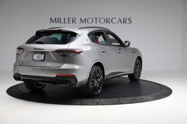 New 2021 Maserati Levante Q4 GranSport for sale $93,685 at Alfa Romeo of Greenwich in Greenwich CT 06830 7