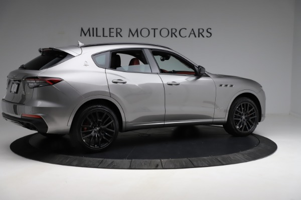 New 2021 Maserati Levante Q4 GranSport for sale $93,685 at Alfa Romeo of Greenwich in Greenwich CT 06830 8
