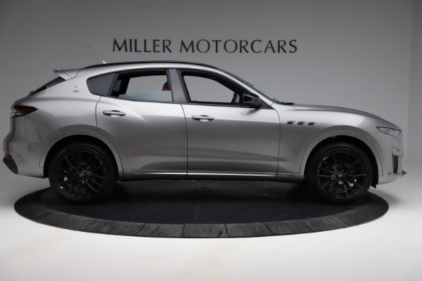 New 2021 Maserati Levante Q4 GranSport for sale $93,685 at Alfa Romeo of Greenwich in Greenwich CT 06830 9