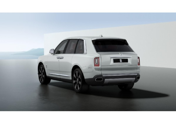 New 2021 Rolls-Royce Cullinan for sale Call for price at Alfa Romeo of Greenwich in Greenwich CT 06830 3