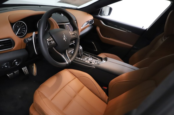 New 2021 Maserati Levante Q4 GranSport for sale $91,385 at Alfa Romeo of Greenwich in Greenwich CT 06830 14