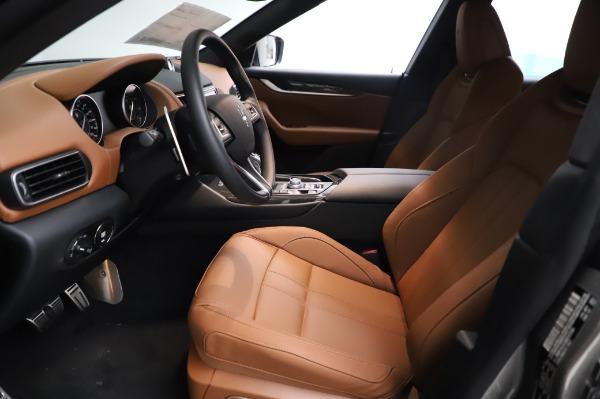 New 2021 Maserati Levante Q4 GranSport for sale $91,385 at Alfa Romeo of Greenwich in Greenwich CT 06830 15