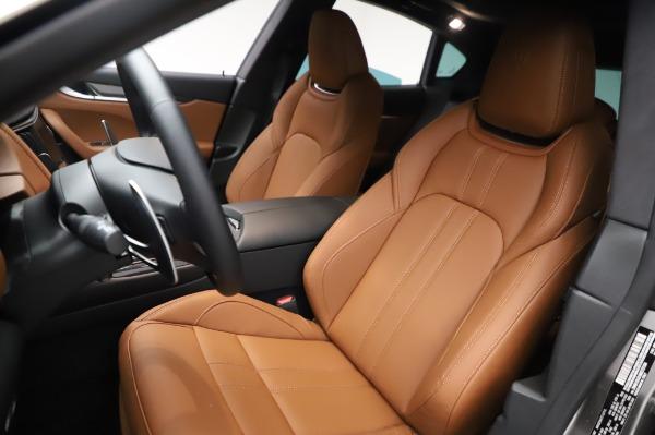 New 2021 Maserati Levante Q4 GranSport for sale $91,385 at Alfa Romeo of Greenwich in Greenwich CT 06830 16