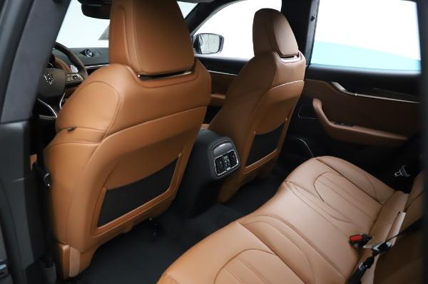 New 2021 Maserati Levante Q4 GranSport for sale $91,385 at Alfa Romeo of Greenwich in Greenwich CT 06830 19