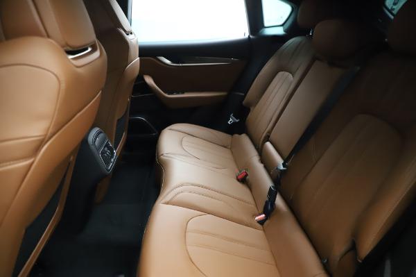 New 2021 Maserati Levante Q4 GranSport for sale $91,385 at Alfa Romeo of Greenwich in Greenwich CT 06830 20