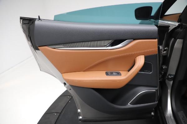 New 2021 Maserati Levante Q4 GranSport for sale $91,385 at Alfa Romeo of Greenwich in Greenwich CT 06830 21