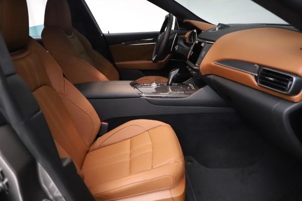 New 2021 Maserati Levante Q4 GranSport for sale $91,385 at Alfa Romeo of Greenwich in Greenwich CT 06830 23