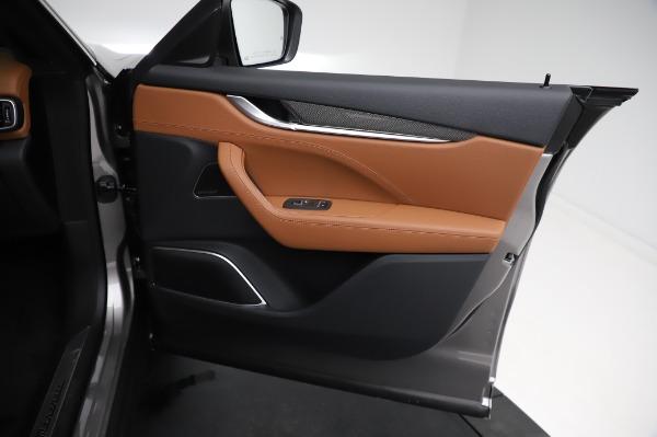 New 2021 Maserati Levante Q4 GranSport for sale $91,385 at Alfa Romeo of Greenwich in Greenwich CT 06830 24